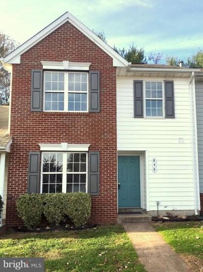 848 Ripplebrook Dr, Culpeper, VA 22701 - MLS#: 1004109551