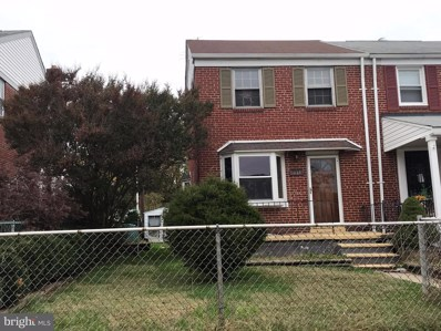 1028 Middlesex Road, Baltimore, MD 21221 - MLS#: 1004109791