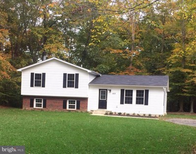 422 Comstock Drive, Lusby, MD 20657 - MLS#: 1004110743
