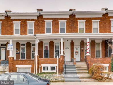 447 Ilchester Avenue, Baltimore, MD 21218 - MLS#: 1004111385