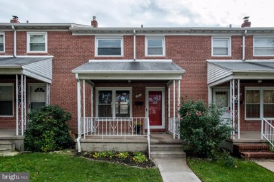 817 Southridge Road, Catonsville, MD 21228 - MLS#: 1004111541