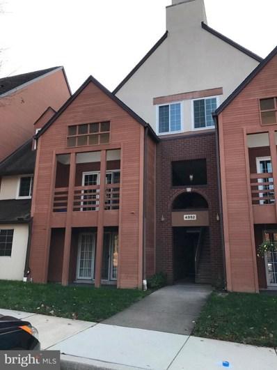 4952 Columbia Road UNIT 513, Columbia, MD 21044 - MLS#: 1004112843