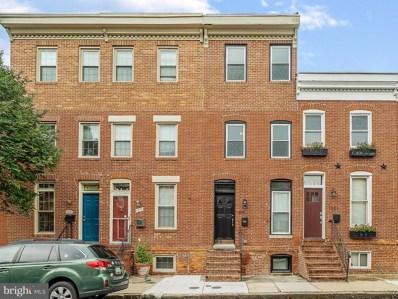 1519 William Street, Baltimore, MD 21230 - MLS#: 1004113212