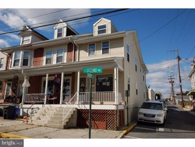 212 S 2ND Avenue, West Reading, PA 19611 - MLS#: 1004114091