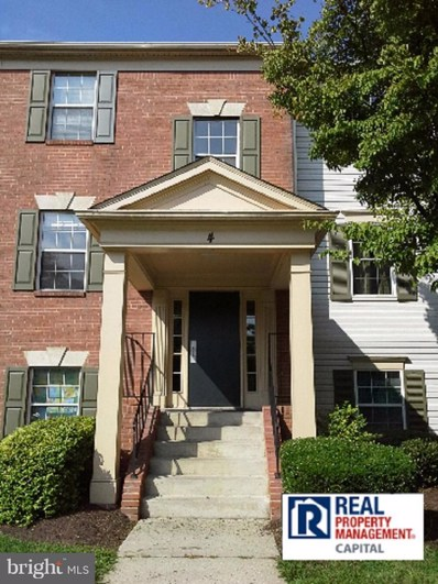 4 Normandy Square Court UNIT 2BF, Silver Spring, MD 20906 - MLS#: 1004115195