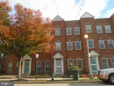 3734 Burnham Place NE UNIT 3734, Washington, DC 20019 - MLS#: 1004115451