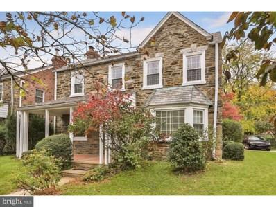 422 E Mount Pleasant Avenue, Philadelphia, PA 19119 - MLS#: 1004117887