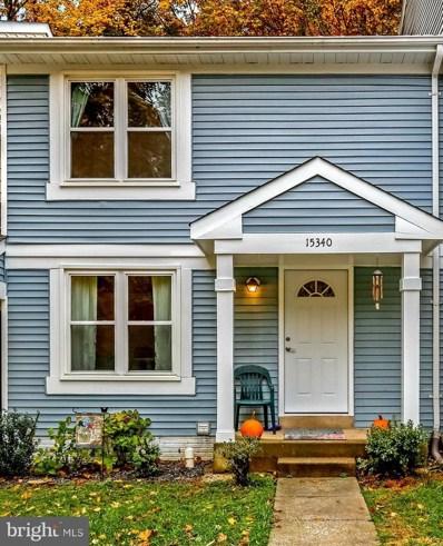 15340 Inlet Place, Dumfries, VA 22025 - MLS#: 1004119397