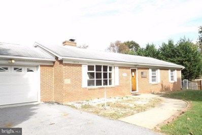 10114 Melody Lane, Hagerstown, MD 21740 - MLS#: 1004119617