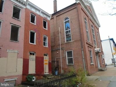 104 Fulton Avenue, Baltimore, MD 21223 - MLS#: 1004120109