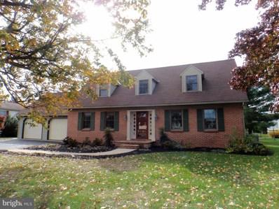 508 Colonial Drive, Greencastle, PA 17225 - MLS#: 1004121533
