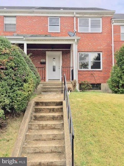1804 Hillenwood Road, Baltimore, MD 21239 - MLS#: 1004121727