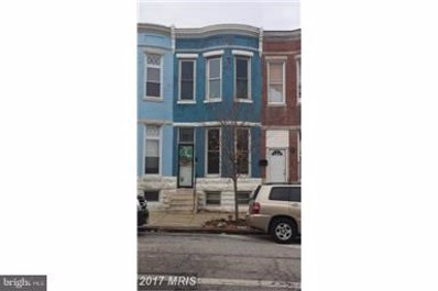 1959 Fayette Street, Baltimore, MD 21223 - MLS#: 1004122191