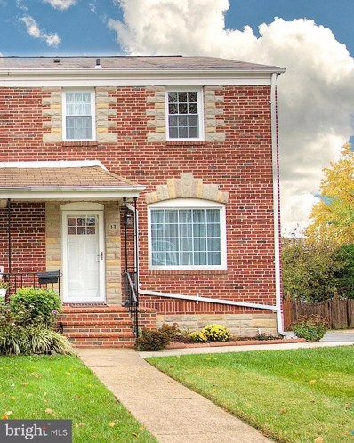 117 Sipple Avenue, Baltimore, MD 21236 - MLS#: 1004123441