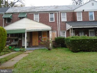 1629 Dukeland Street N, Baltimore, MD 21216 - MLS#: 1004125273