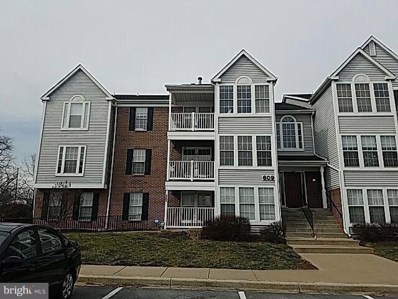 609 Himes Avenue UNIT 108, Frederick, MD 21703 - MLS#: 1004125285