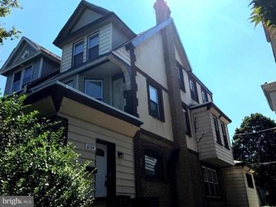 6134 Lebanon Avenue, Philadelphia, PA 19151 - MLS#: 1004125983