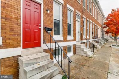 406 Whitridge Avenue, Baltimore, MD 21218 - MLS#: 1004126703