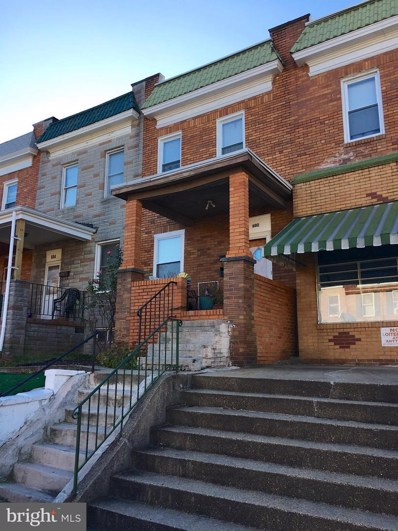 602 Rappolla Street, Baltimore, MD 21224 - MLS#: 1004126901