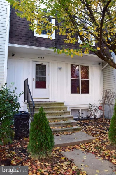 1852 Murdock Court, Frederick, MD 21702 - MLS#: 1004127435