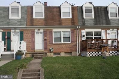 3222 Ryerson Circle, Baltimore, MD 21227 - MLS#: 1004128507