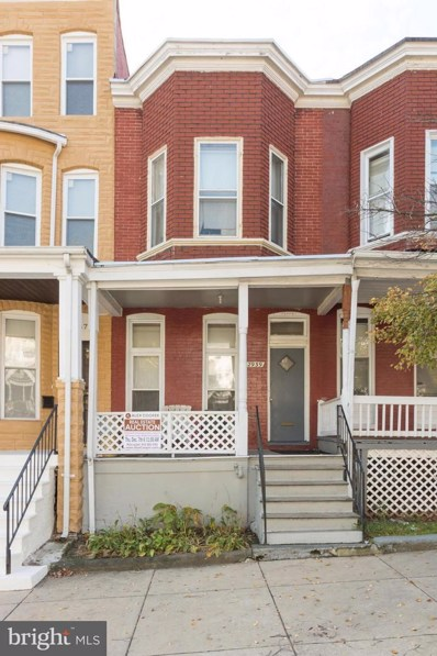 2939 Walbrook Avenue, Baltimore, MD 21216 - MLS#: 1004129353