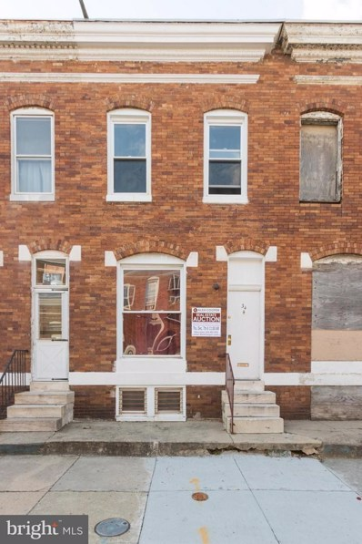 34 Wheeler Avenue, Baltimore, MD 21223 - MLS#: 1004129357