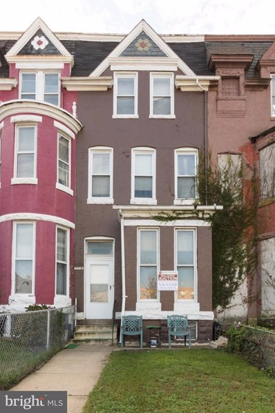 2719 North Avenue W, Baltimore, MD 21216 - MLS#: 1004129429