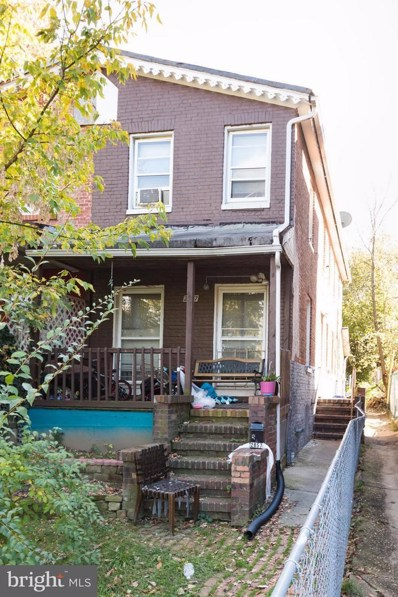 2857 Lanvale Street W, Baltimore, MD 21216 - MLS#: 1004129455