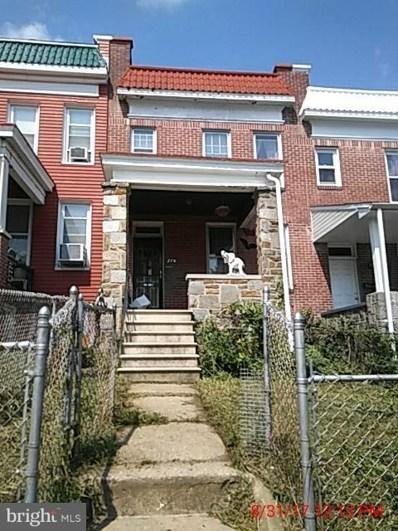 776 Linnard Street, Baltimore, MD 21229 - MLS#: 1004130517