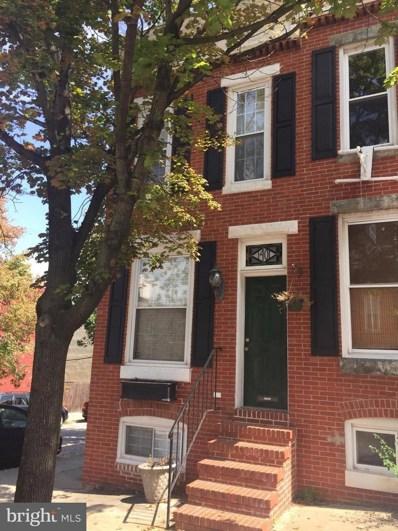 1401 Webster Street, Baltimore, MD 21230 - MLS#: 1004133289