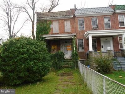 2815 Cold Spring Lane W, Baltimore, MD 21215 - MLS#: 1004133643
