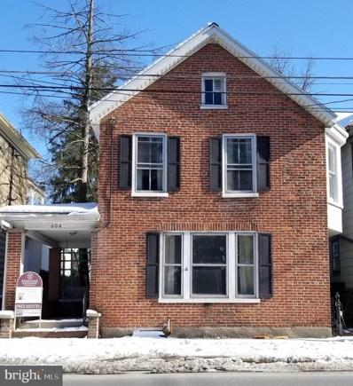 604 Philadelphia Avenue, Chambersburg, PA 17201 - #: 1004137352