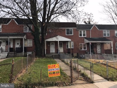 4515 Pall Mall Road, Baltimore, MD 21215 - MLS#: 1004138143