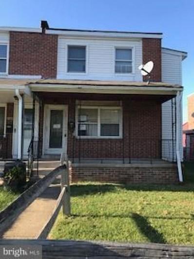 8026 Lansdale Road, Baltimore, MD 21224 - MLS#: 1004139025