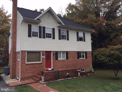 3320 Slade Run Drive, Falls Church, VA 22042 - #: 1004139061