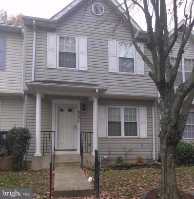 6952 Blue Holly Court, District Heights, MD 20747 - MLS#: 1004139373