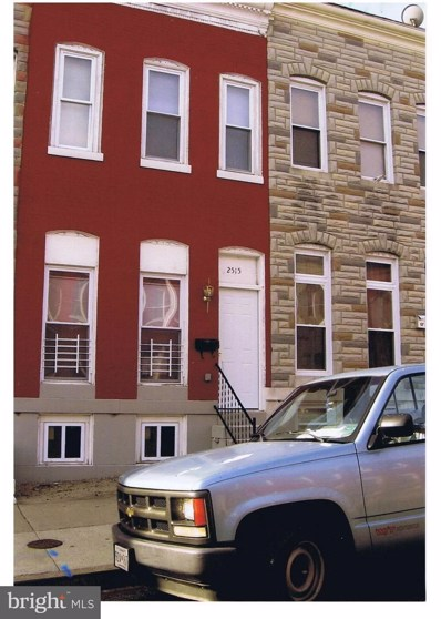 2515 W. Fayette Street W, Baltimore, MD 21223 - MLS#: 1004139753