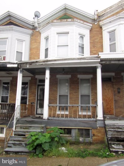 1812 Smallwood Street N, Baltimore, MD 21216 - MLS#: 1004140860