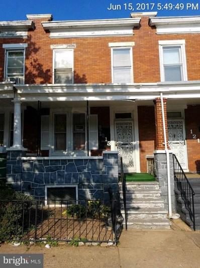 1213 Potomac Street N, Baltimore, MD 21213 - MLS#: 1004141597