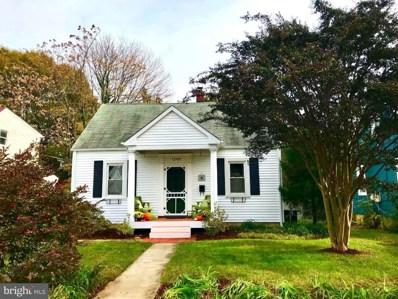 1205 President Street, Annapolis, MD 21403 - MLS#: 1004144293