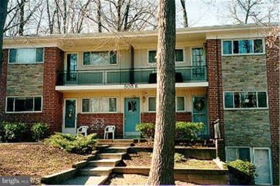 505 Epsom Road UNIT 2-C, Towson, MD 21286 - MLS#: 1004144335