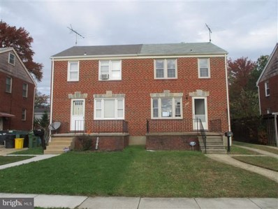 3518 Woodring Avenue, Baltimore, MD 21234 - MLS#: 1004147547