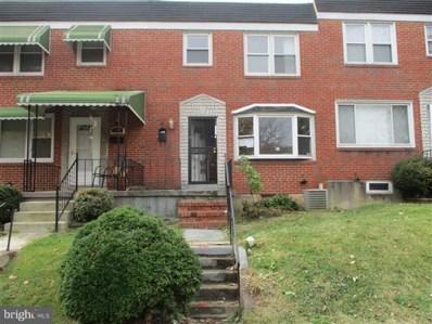 5524 Cedonia Avenue, Baltimore, MD 21206 - MLS#: 1004147583