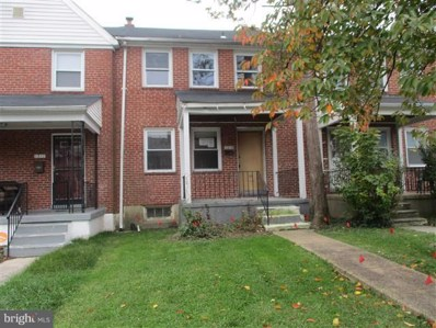 1315 Silverthorne Road, Baltimore, MD 21239 - MLS#: 1004147711