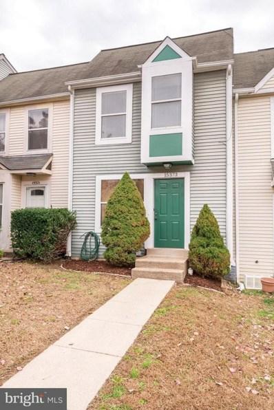 15373 Gatehouse Terrace, Woodbridge, VA 22191 - MLS#: 1004149413
