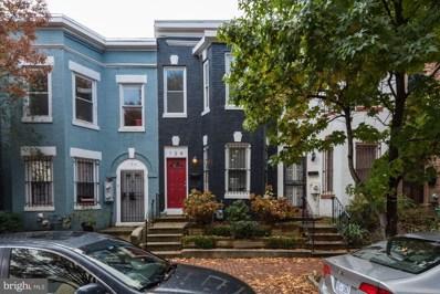 124 Bates Street NW, Washington, DC 20001 - MLS#: 1004150355