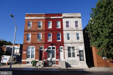 1626 Lexington Street, Baltimore, MD 21223 - MLS#: 1004151037