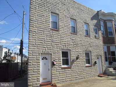 1501 Jackson Street, Baltimore, MD 21230 - MLS#: 1004152073
