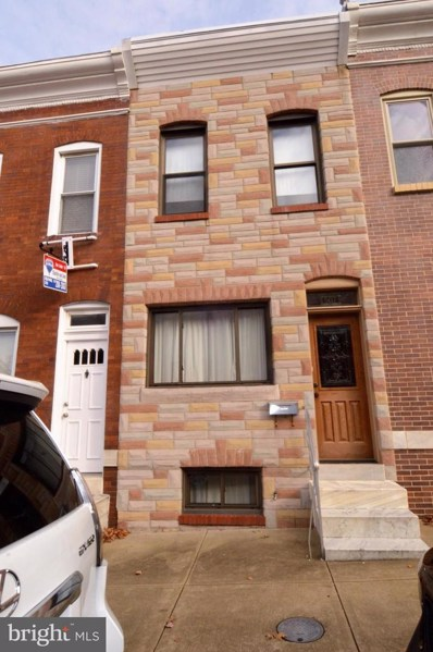 507 Curley Street, Baltimore, MD 21224 - MLS#: 1004152503